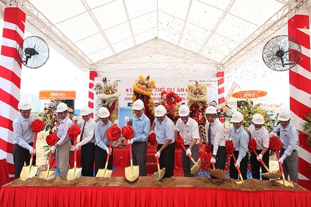 Dự án tái định cư Trương Đình Hội 2 tại TP.HCM đã khởi công 2 lần nhưng rồi vẫn tiếp tục chờ