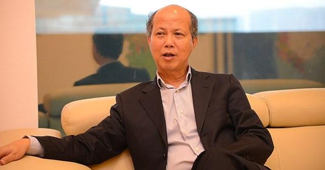 Ông Nguyễn Trần Nam, Chủ tịch Hiệp hội Bất động sản Việt Nam