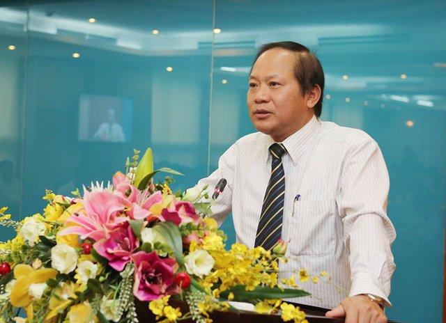 Bộ trưởng Trương Minh Tuấn có nhiều năm công tác trong ngành Tuyên giáo và đảm nhận nhiều chức vụ quan trọng.