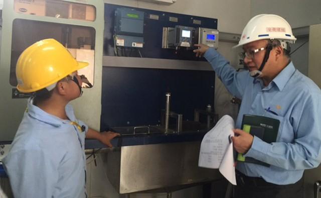 Trong ngày 2/7, phía Formosa và Sở TN&MT Hà Tĩnh sẽ lắp đặt thêm thiết bị lấy mẫu tự động theo yêu cầu mới đây của Hà Tĩnh
