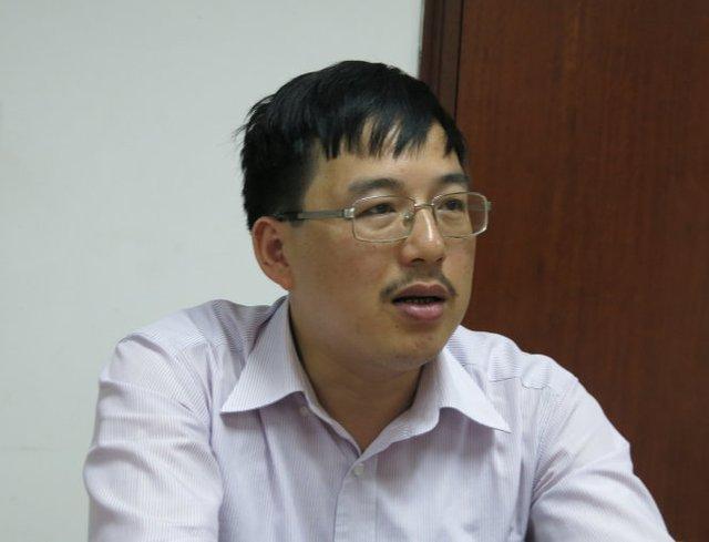 Ông Đặng Quyết Tiến - Ảnh: L.THANH
