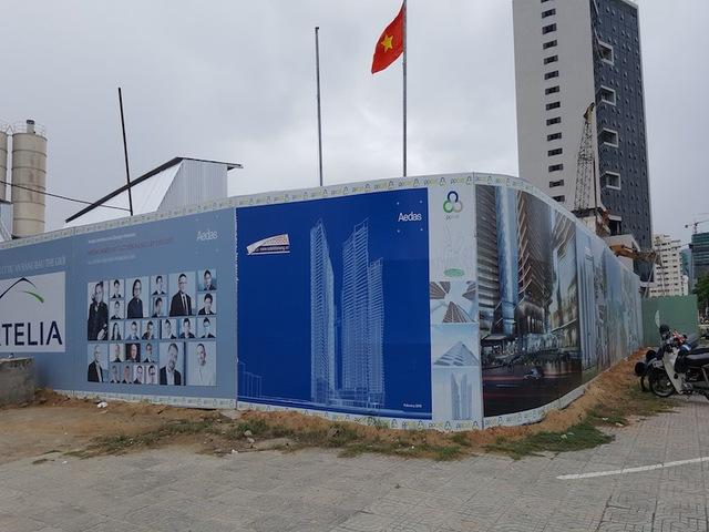 Ánh Dương - Soleil Đà Nẵng được triển khai xây dựng trên diện tích 21.800 m2 với vị trí đắc địa nằm trên giao lộ Phạm Văn Đồng, Võ Nguyên Giáp và tuyến đường ven biển Hoàng Sa - Trường Sa.