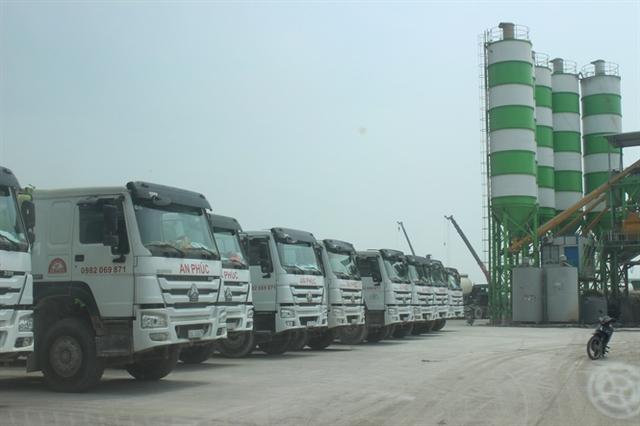 Đất bãi sông Hồng khu vực địa bàn quận Hoàng Mai (Hà Nội) đang trở thành thiên đường hoạt động SXKD trái phép