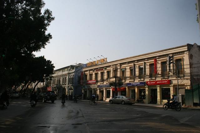 Địa điểm xây dựng khách sạn tại vị trí siêu thị Intimex đang thu hút sự quan tâm của dư luận