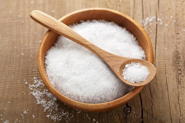 Muối có nhiều tác dụng chữa bệnh không ngờ.
