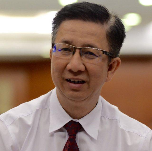 Ông Phạm Đức Hải, phó chủ tịch HĐND TP.HCM - Ảnh: Tự Trung