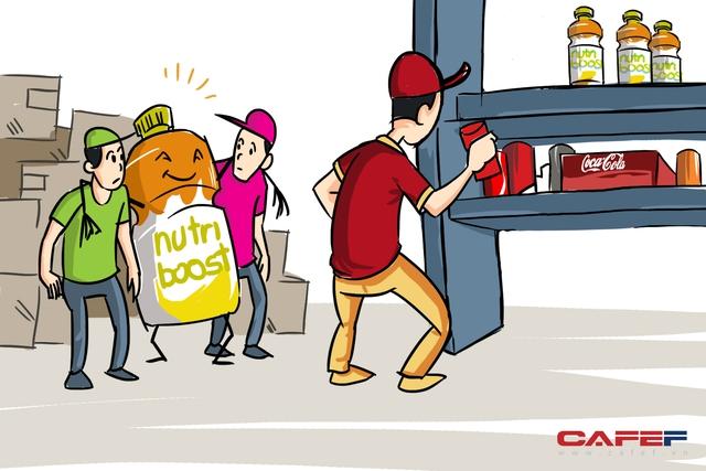 'Nhưng, cho dù là quyết định như thế nào, thì người tiêu dùng vẫn sử dụng những sản phẩm này. Tại một siêu thị nào đó, một người nào đó cũng đang cầm trên tay 1 chai nước của Coca Cola chứ không quan tâm đến trò đùa về giấy chứng nhận.'