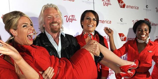 Branson từng chia sẻ, chìa khóa cho sự khăng khít và đoàn kết giữa các công ty con trực thuộc tập đoàn Virgin chính nằm ở bầu không khí vui vẻ.
