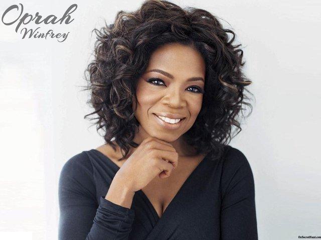 Để có chỗ đứng riêng với công việc người dẫn chương trình, Oprah