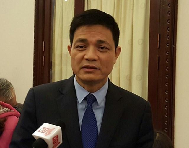 Ông Nguyễn Thanh Phong - Cục trưởng Cục An toàn Thực phẩm. (Ảnh: PV/Vietnam+)