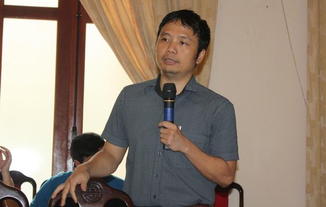 ông Nguyễn Tú Anh, Trưởng ban Nghiên cứu Kinh tế Vĩ mô, Viện Nghiên cứu Quản lý Kinh tế trung ương (CIEM)