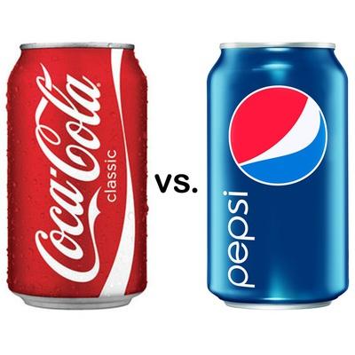 Pepsi & Coca Cola - dẫn đầu thị trường nước giải khát