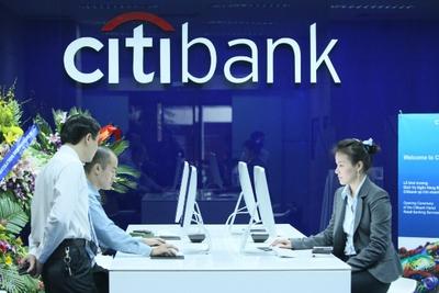 Citibank - một trong những ngân hàng ngoại lớn nhất tại Việt Nam