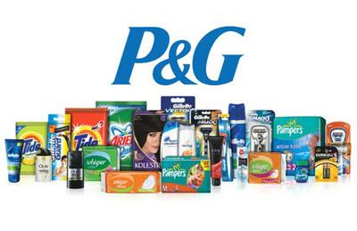 P&G từ tã bỉm, bột giặt đến dao cạo râu