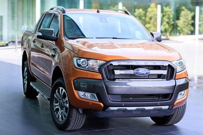 Ford - tăng tốc trên thị trường ô tô