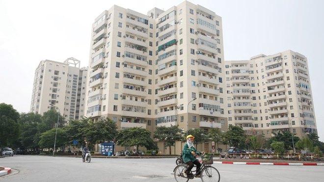 Các chung cư ở Hà Nội vẫn tồn tại nhiều bất cập.