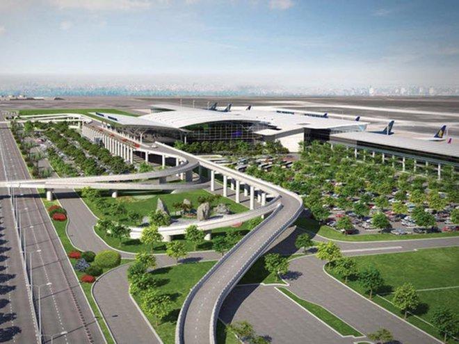 Sẽ khởi công Sân bay Long Thành với tổng mức đầu tư 5,45 tỷ USD vào năm 2021