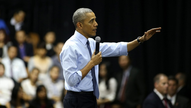 Hàng loạt cổ phiếu đã tăng chóng mặt trong 3 ngày công du Việt Nam của Tổng thống Obama