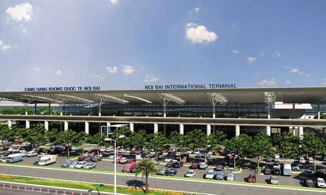 Thực hư chuyện sắp xây sân bay Nội Bài 2