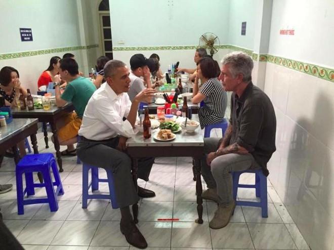 Tổng thống Obama ăn bún chả Hà Nội: Cơ hội vàng du lịch ẩm thực Việt Nam - ảnh 1