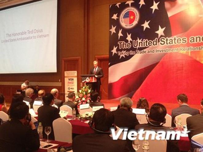 Mỹ bày tỏ mong muốn trở thành nhà đầu tư số một tại Việt Nam