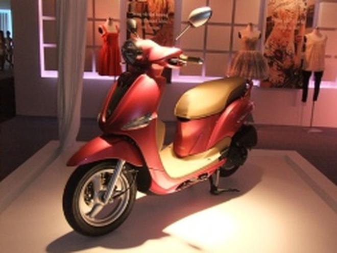 Yamaha ra xe tay ga mới giá 33,9 triệu đồng