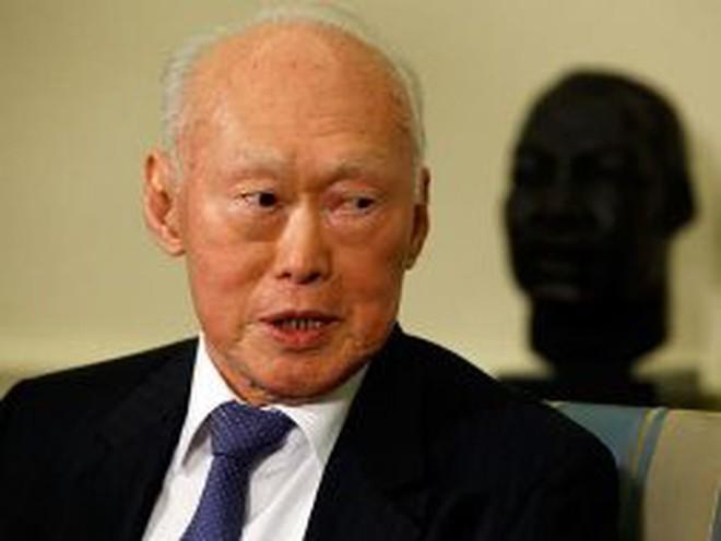 Ông Lý Quang Diệu dự đoán về Trung Quốc