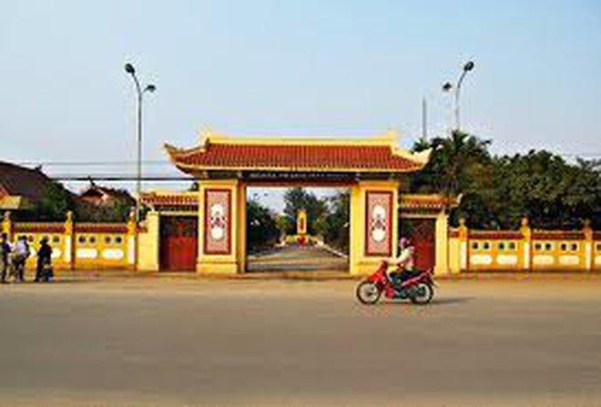 Nghĩa trang cán bộ cao cấp sẽ được xây dựng tại huyện Thạch Thất
