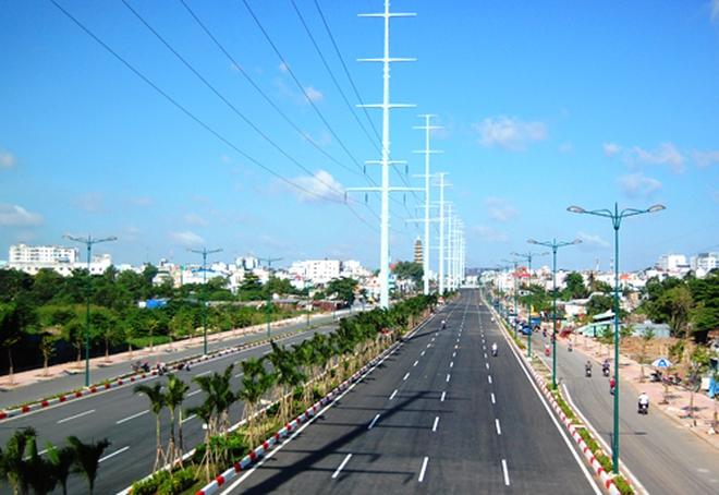 Từ 1/3, đường nội đô đẹp nhất TP HCM mang tên đường Phạm Văn Đồng