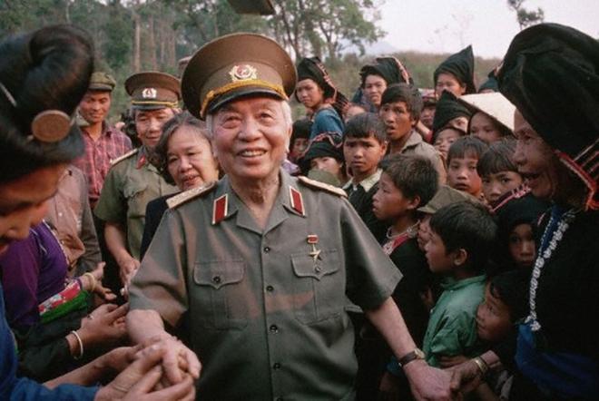 Cuộc đời và sự nghiệp Đại tướng Võ Nguyên Giáp