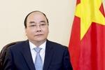 Thủ tướng Nguyễn Xuân Phúc trả lời phỏng vấn báo chí Nhật Bản