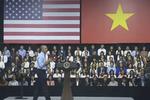 Tổng thống Obama: Tôi cũng từng rất ham chơi và quan tâm đến các cô gái