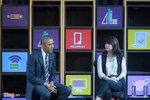 Tâm sự của nữ doanh nhân 8X đối thoại với Obama
