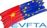 Việt Nam - EU nỗ lực đưa Hiệp định EVFTA có hiệu lực vào năm 2018