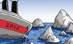 9 sự kiện tài chính quốc tế nổi bật năm 2012