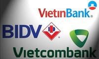 Giữa Vietcombank, BIDV và VietinBank: Chọn ngân hàng nào để có lương thưởng cao nhất?