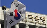 Lo ngại tăng trưởng, Hàn Quốc giữ lãi suất thấp kỷ lục