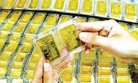 Giá vàng giảm mạnh đột ngột