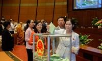 Kỳ họp thứ nhất Quốc hội khoá 14 sẽ bầu nhân sự cấp cao