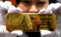 Trung Quốc muốn tăng vị thế của sàn giao dịch vàng Thượng Hải