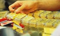 Giá vàng tăng tốc