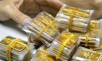 """Giá vàng """"giằng co"""" quanh mốc 34 triệu đồng/lượng"""