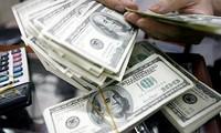 Ngân hàng tăng nhẹ giá USD phiên cuối tuần