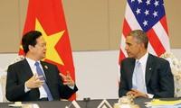 Cơ hội vàng trong quan hệ ASEAN - Mỹ nhân Hội nghị cấp cao