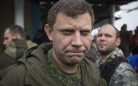 Hai thủ lĩnh ly khai miền đông Ukraine trở thành tổng thống
