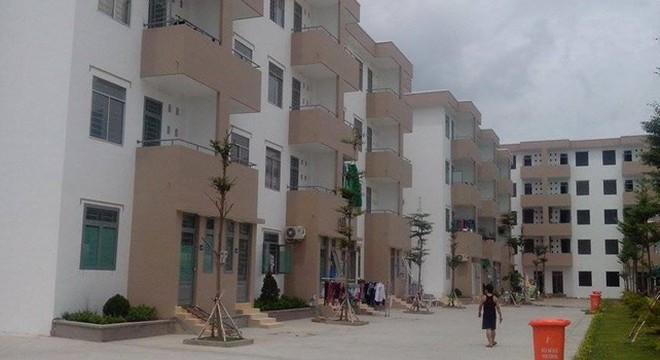 Dự án nhà ở thu nhập thấp Nam Cần Thơ.